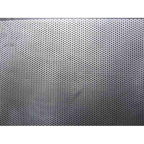 Stainless Steel And Ms Micro Hole Perforated Sheet For