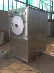 Cylindrical Steam Autoclaves