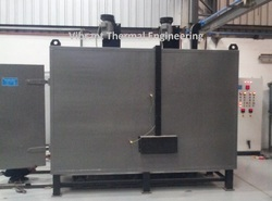 Trolley Type Oven for Texture and Die Heating