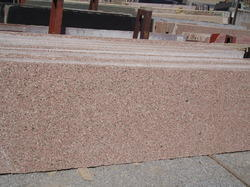 Rose Rosy Pink Granite, for Wall Tile, 5-10 mm