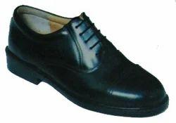 Men's Leather Uniform Shoes