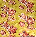 Hand Block Prints Cotton Fabrics