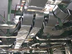 Air Ducting System Rectangular Air Duct Wholesale Trader