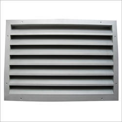 Air Intake Louver
