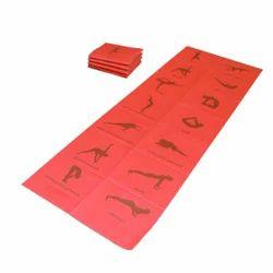 Foldable PVC Yoga Mat--0.6cm