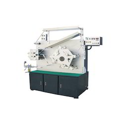 Rotary Garment Type Label Printing Machine
