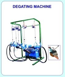 Excell Degating Machine