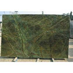 Rain Forest Green Marbles Slabs