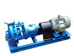 Horizontal Centrifugal Back Pull Out Metallic Pumps