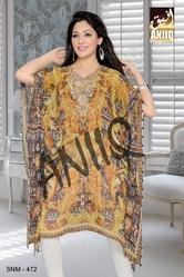 Digital Printed Beach Kaftan 472