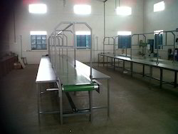 Assembly Line Conveyor System