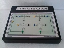 T Type Attenuators Devices