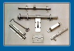 ISI Aluminium Hardware Fittings