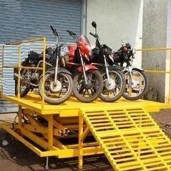 Loading Unloading Ramp