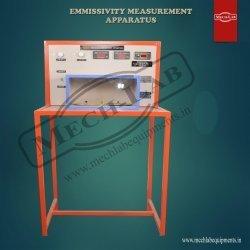 Emmissivity Measurement Apparatus