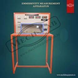 Emmissivity Measurement Apparatus