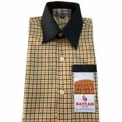 Multi-Colour Check Shirt