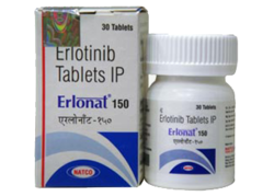 Erlotinib 150 mg Erlonat Tablets Price & Details