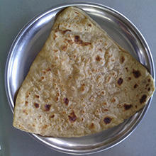 Tawa Paratha