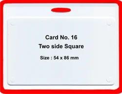 Stickey ID Card Holder