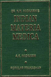 Indian Materia Medical - 2 Vols Set Book