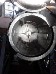 Biomedical Waste Treatment System with Shredding & Sterilization