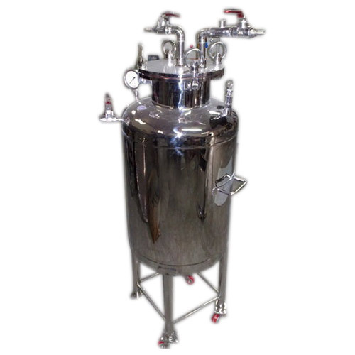 Solution Preparation Tank Platinum Pharmatech