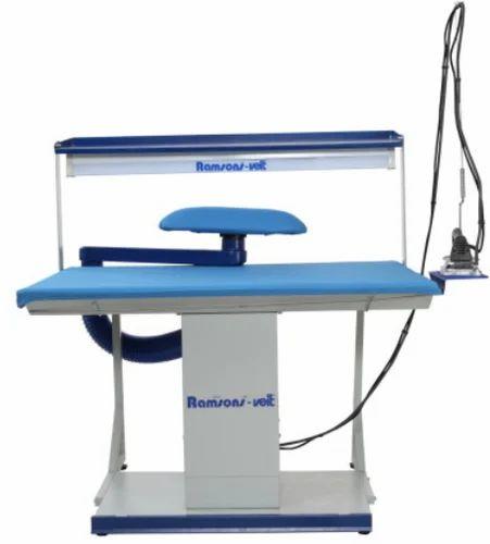 Vaccum Ironing Table Machines Amp Equipments Ramsons