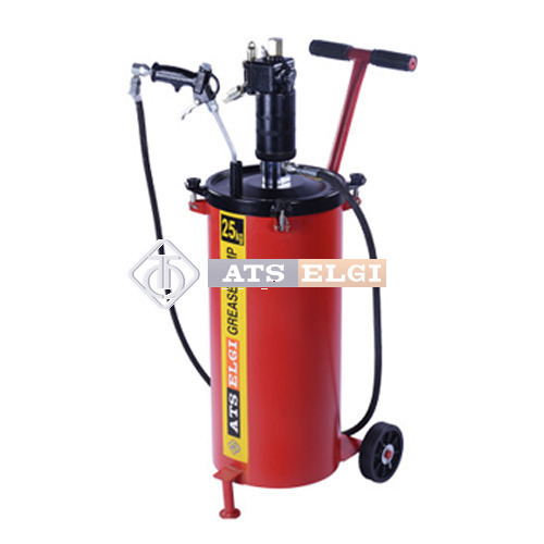 Pneumatic Grease Gun >> Ats Elgi Pneumatic Operated Grease Pump
