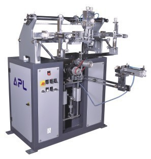Automatic Round Screen Printing Machine Upto 20 Ltr