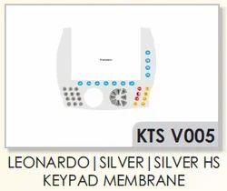 Vamatex Silver,silver Hs Keypad Membrane
