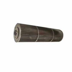 Air Curtain Aluminum Impeller