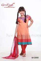 Kids Churidar Salwar Kameez