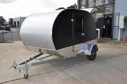 Aluminium Truck Body Structure