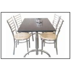 Dining Table with Granite Top