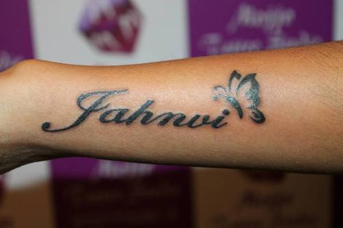 d7a99dcee37f8 Name Tattoo and Star Tattoo Service Provider | Mojjo Tattoo Studio ...