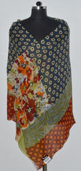 Wool Printed Stole