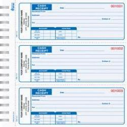 payment receipt books western data forms manufacturer in