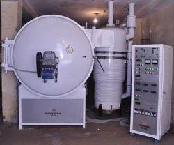 VICO Horizontal Metallizing Plant, 20KW, Production Capacity: 50000 Pcs Per Day