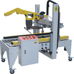 Automatic Flap Close Carton Sealing Machine