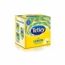 Lemon Flavoured Tetley Tea
