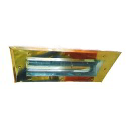 Bottom Openable Rectangular Light Fitting