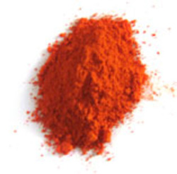 Chemicals Red Pigment Paint