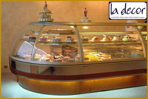 Display Counter Display Cold Counter Manufacturer From Surat