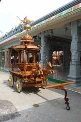 Temple Chariot VA 9 Feet