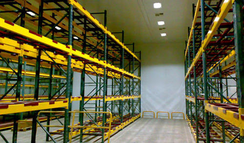 Turnkey Cold Storage / Controlled Atmosphere System - Happy