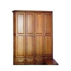 Door Wooden Almirah Wooden Almari Ashirvad Interior Designing