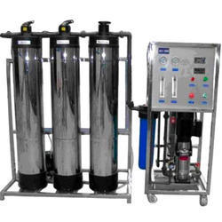 SS Reverse Osmosis System