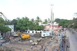 Pile Foundation Contractor Service