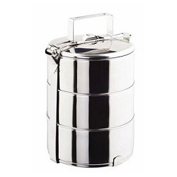 Stainless Steel Bombay Tiffin